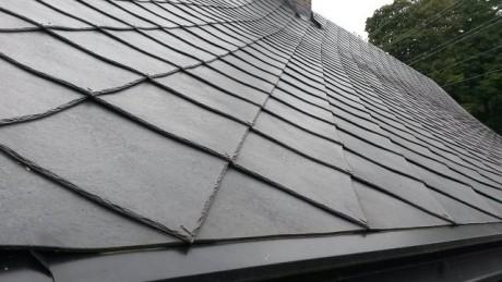 Plastová střecha